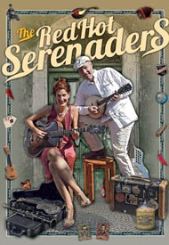 Red Hot Serenaders Poster